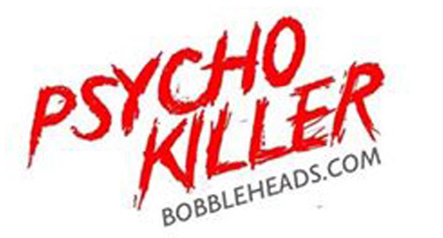 Psycho Killer BoobleHeads